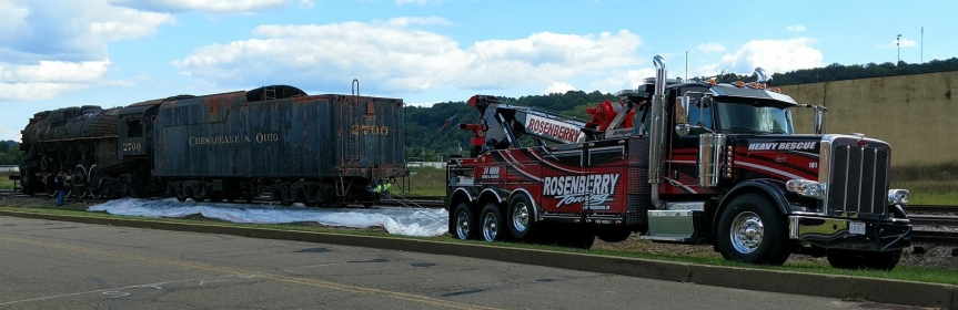 Rosenberry Towing